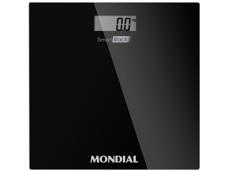 Balança Digital até 150kg Mondial - Smart Black BL-05