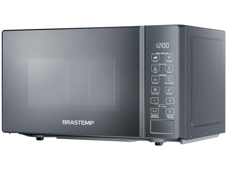 Micro-ondas Inox Brastemp 20L - BMS20 AR