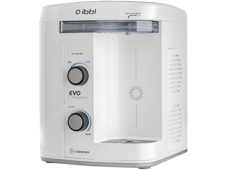 Purificador de Água IBBL Refrigerado por - Compressor Evo Immaginare Água Gelada e Natural