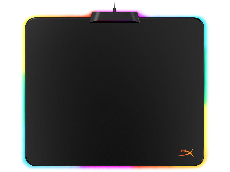 Mouse Pad Gamer Retangular RGB HyperX - Fury Ultra