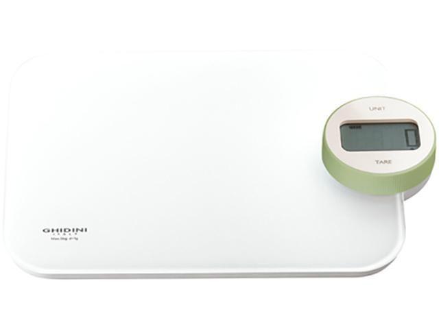 Balança de Cozinha Digital Até 5kg - Ghidini Vera