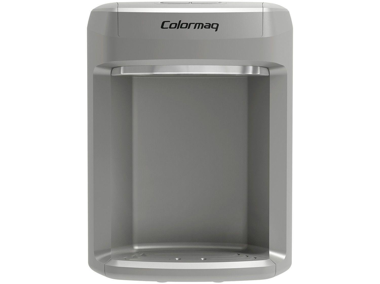 Purificador de Água Colormaq Refrigerado por - Compressor Prata 601.1.001 Água Gelada e Natural