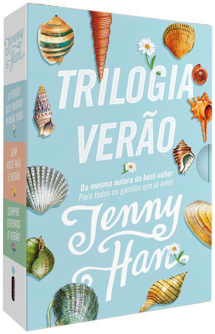 Box Trilogia Verão - Box com 3 volumes da coleção