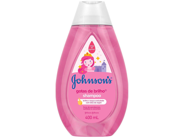 Shampoo Infantil Johnson?s Baby Toddler - Gotas de Brilho 400ml