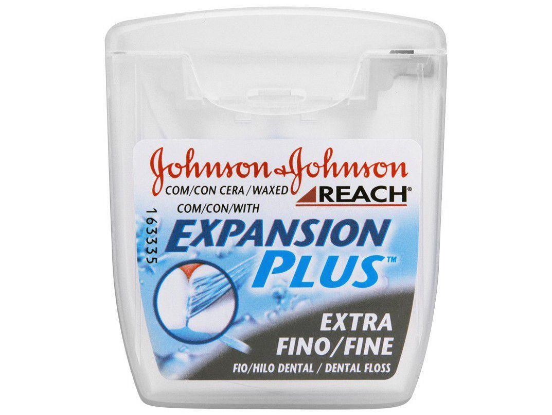 Fio Dental REACH Extra Fino - Expansion Plus 50m