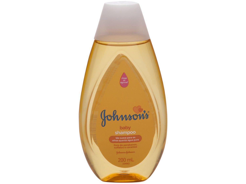Shampoo Infantil Johnsons Baby Gold - 200ml