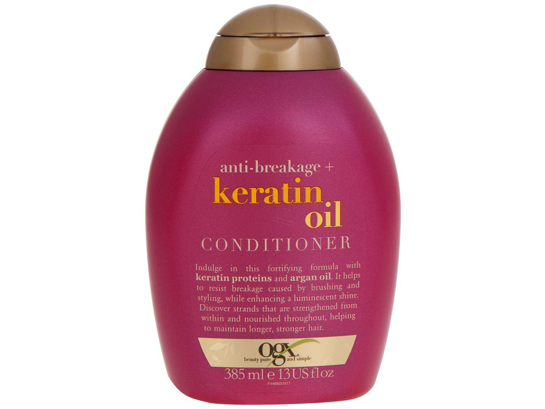 Condicionador Ogx Keratin Oil - 385ml
