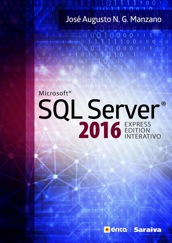 Microsoft SQL Server 2016 express edition interati