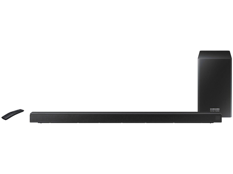 Soundbar Samsung com Subwoofer Bluetooth - 320W 2.1 Canais HW-R550/ZD