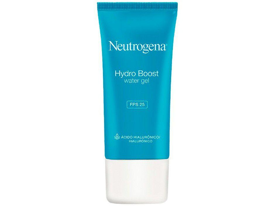 Gel Hidratante Facial Neutrogena Hydro Boost - Water Gel 25 FPS 55g