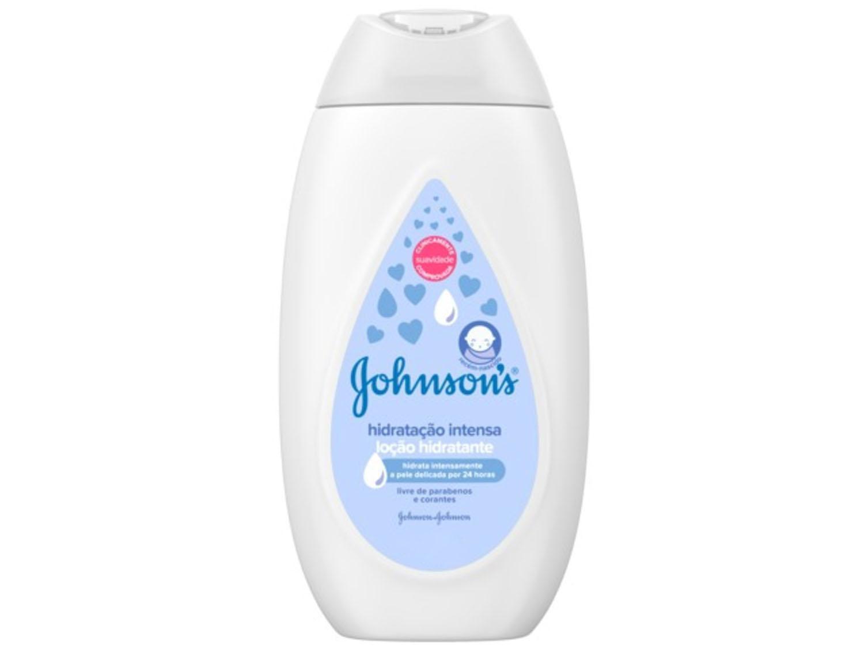 Creme Hidratante para Bebê Hidratação Intensa - Johnsons Baby 200ml