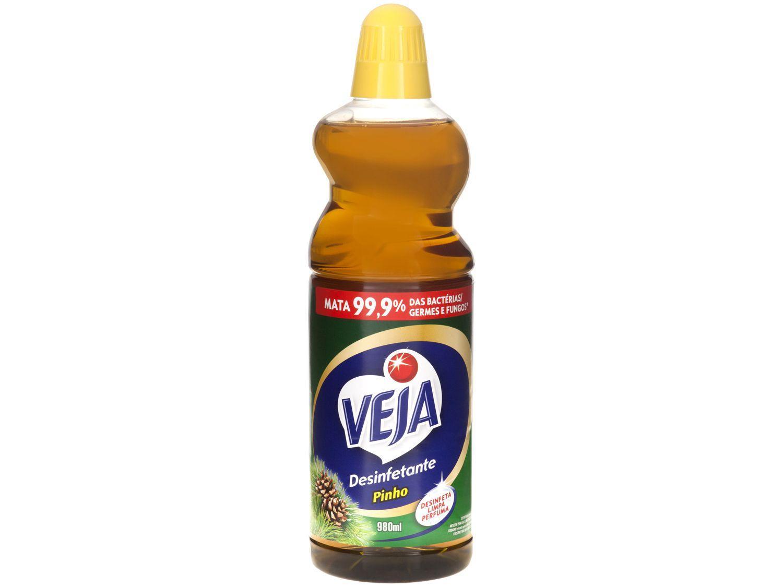 Desinfetante Veja Pinho - 980ml