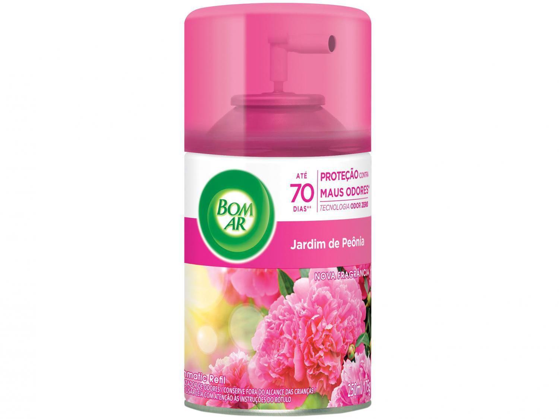Aromatizador Ambiente Spray Air Wick Pure - Jardim de Peônia Refil 250ml