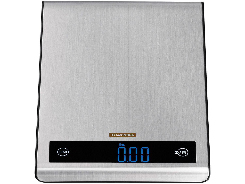 Balança de Cozinha Digital até 5kg Tramontina - Utility