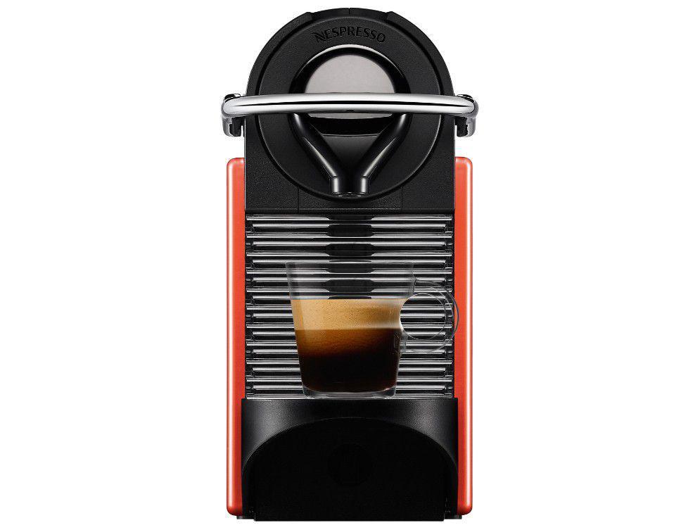 Cafeteira Nespresso Pixie Vermelha