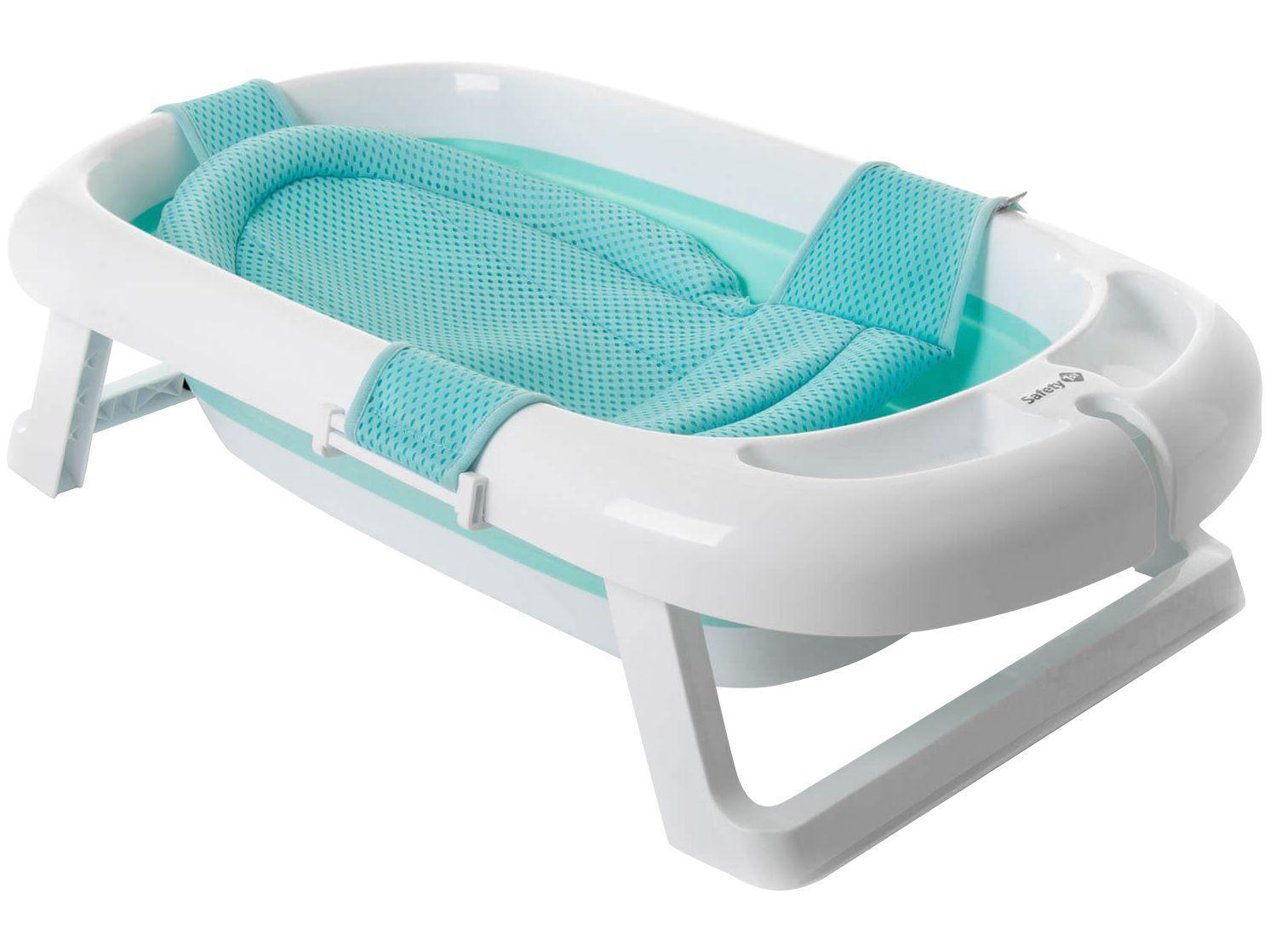 Banheira de Bebê Safety 1st Comfy & Safe - IMP01522 Dobrável