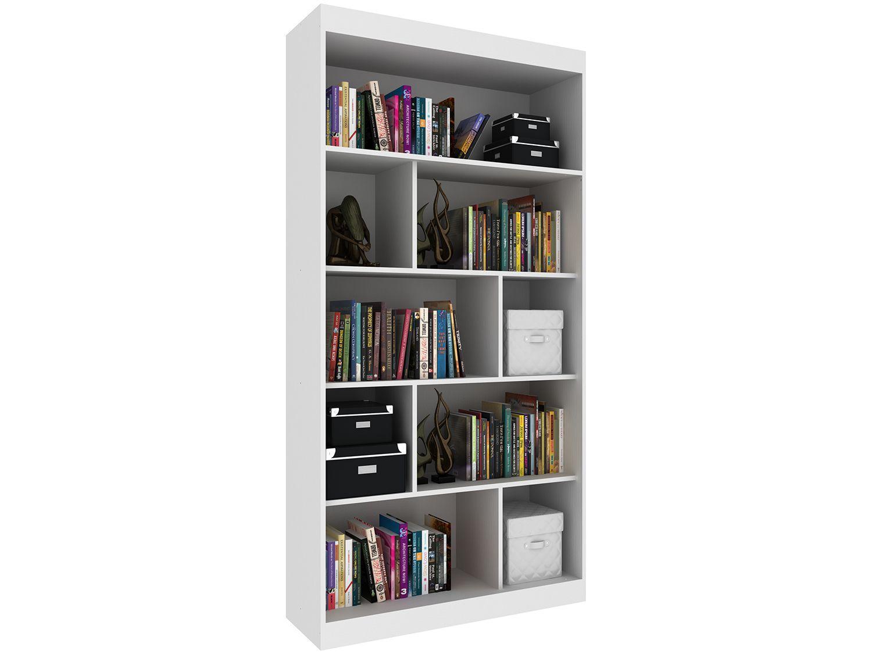 Estante para Livros 9 Nichos Hecol Móveis - Home Office HO-2907