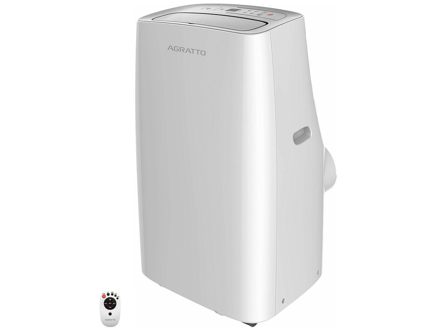 Ar-condicionado Portátil Ventisol 11.000BTUs - Frio ACP 11F01