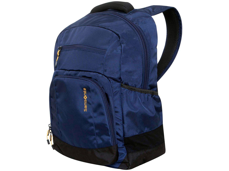 """Mochila para Notebook até 15,6"""" Samsonite Ultimate - Bravo Azul"""