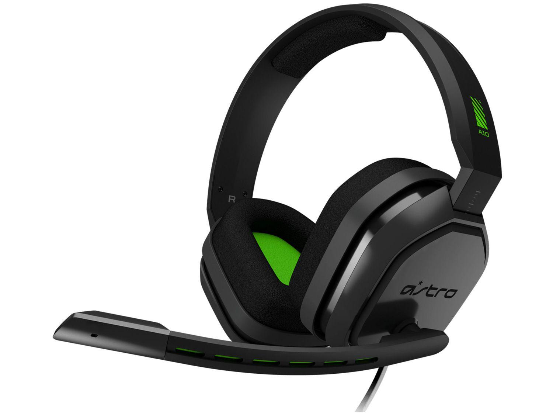 Headset Gamer Astro A10 - para Xbox One Nintendo Switch e PC
