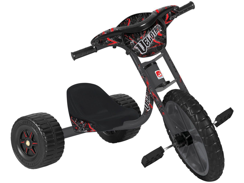 Triciclo Infantil Velotrol 234 - Bandeirante