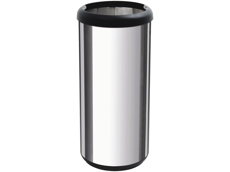 Lixeira Reciclável Inox 40L Tramontina - 94539220