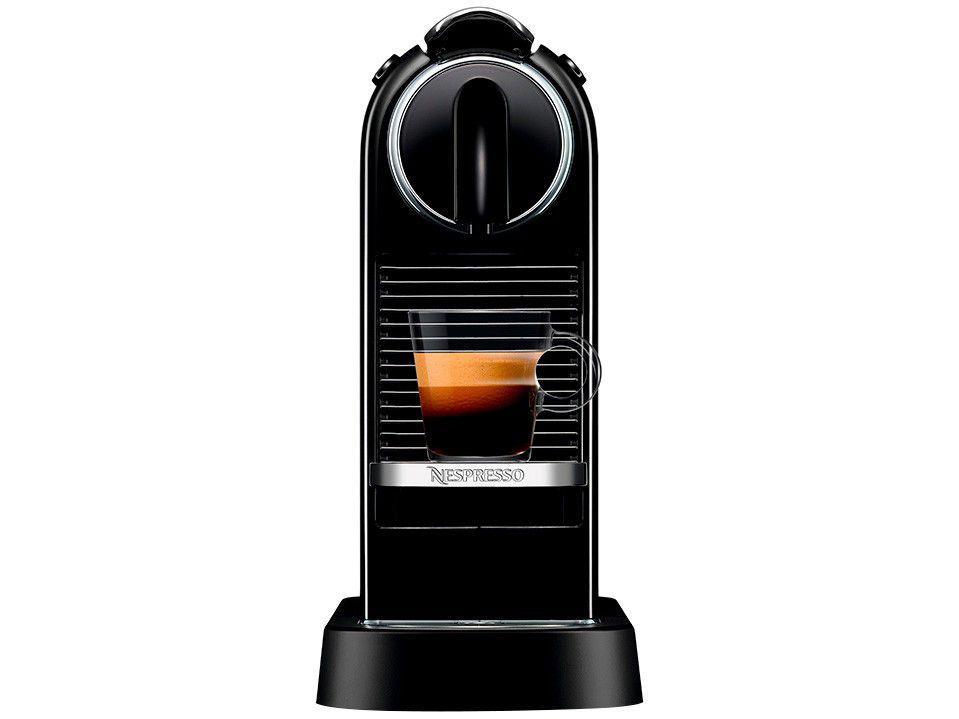 Cafeteira Nespresso Citiz D113 Preta