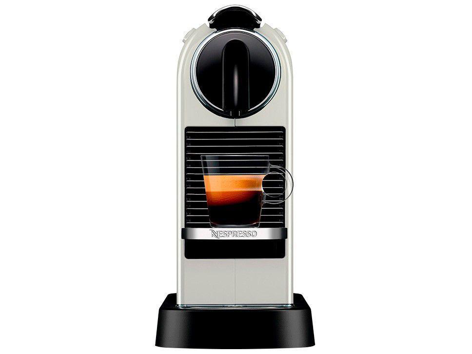 Cafeteira Nespresso Citiz D113 Branca