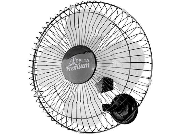 Ventilador de Parede Venti-Delta Premium 715425 - 50cm