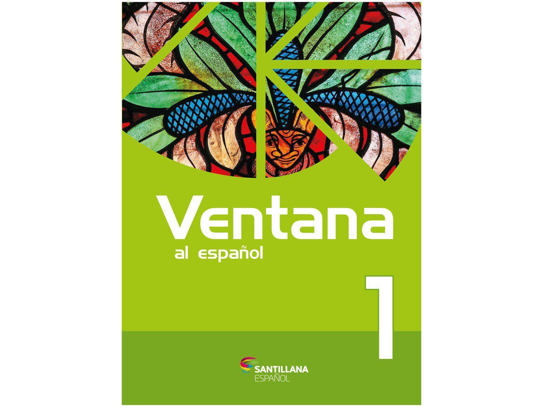 Livro Ventana Espanhol Vol. 1 - Obra Coletiva