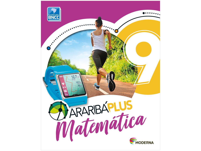 Livro Araribá Plus Matemática 9º Ano - Obra Coletiva