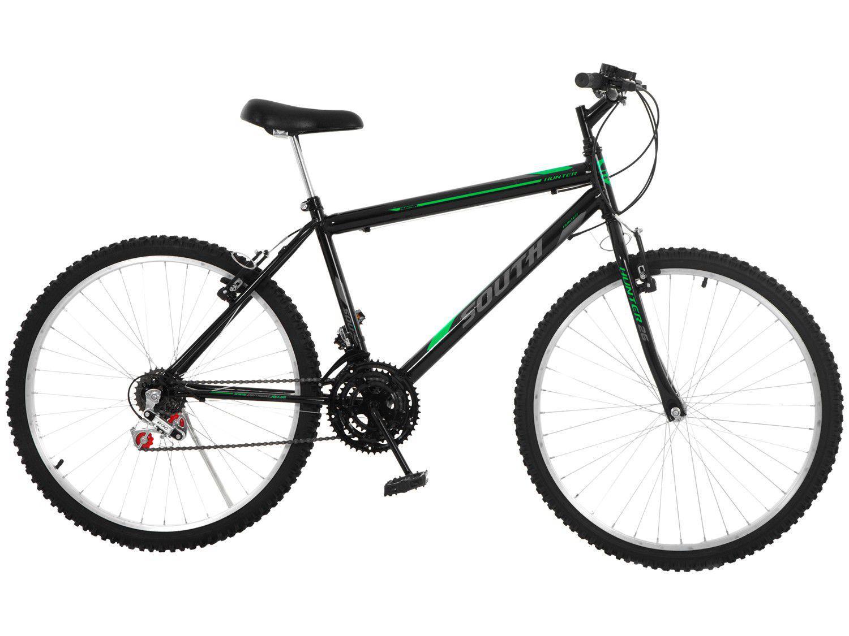 Bicicleta Aro 24 South Bike Hunter - Freio V-Brake 18 Marchas