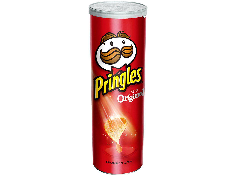 Batata Pringles Original - 114g