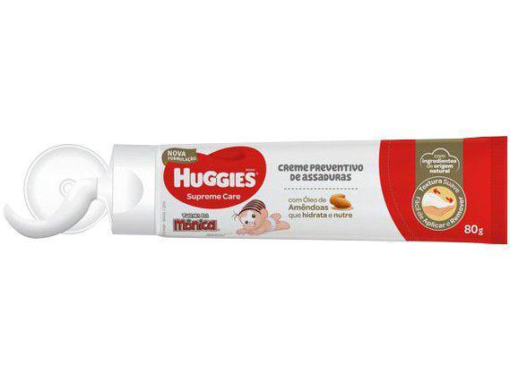 Creme Preventivo para Assaduras Infantil Huggies - Supreme Care 80g