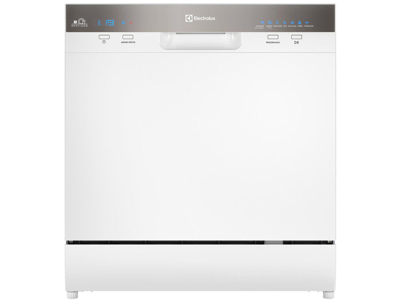 Lava-louças Electrolux LL08B - 8 Serviços