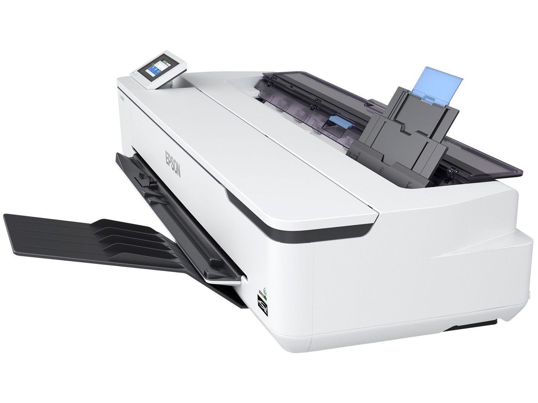 Impressora Plotter Epson SureColor T-5170 - Jato de Tinta Colorido Wi-Fi