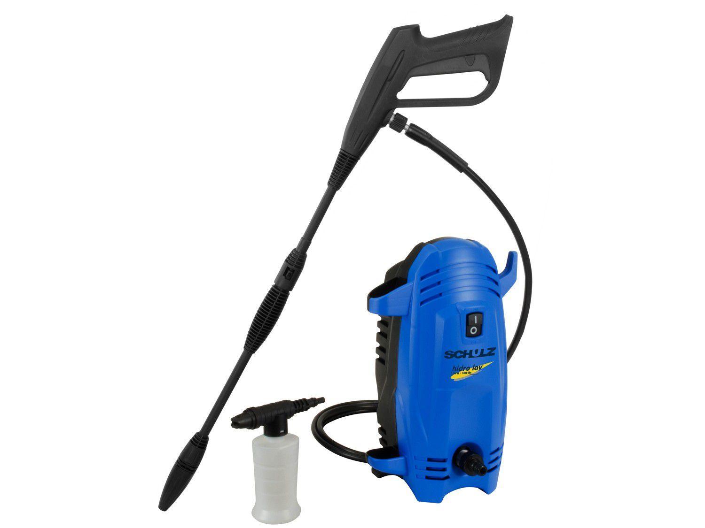 Lavadora de Alta Pressão Schulz Hidro Lav - 1400 Libras 1350W Mangueira de 3m