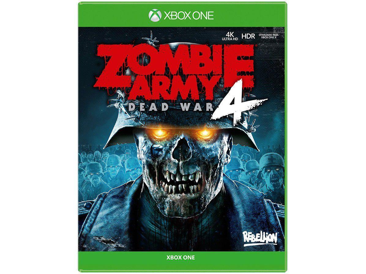 Zombie Army 4: Dead War Day One Edition - para Xbox One Rebellion Edição Especial Lançamento