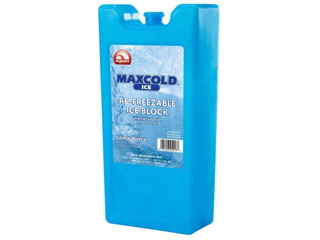 Gelo Artificial Reutilizável Igloo - Maxcold Ice