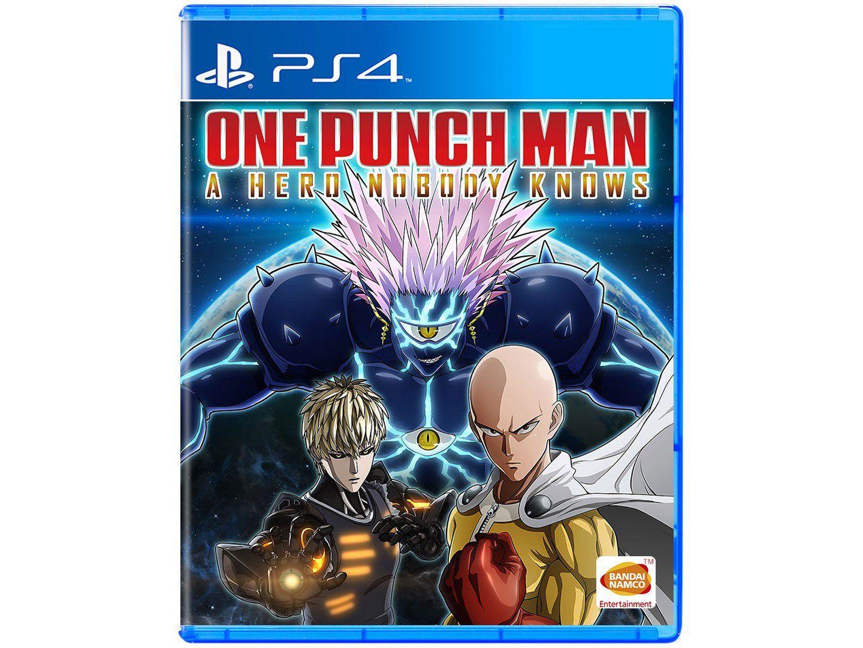 One Punch Man: A Hero Nobody Knows para PS4 - Bandai Namco