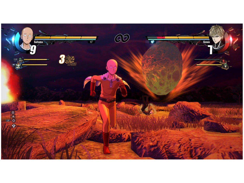One Punch Man: A Hero Nobody Knows para Xbox One - Bandai Namco