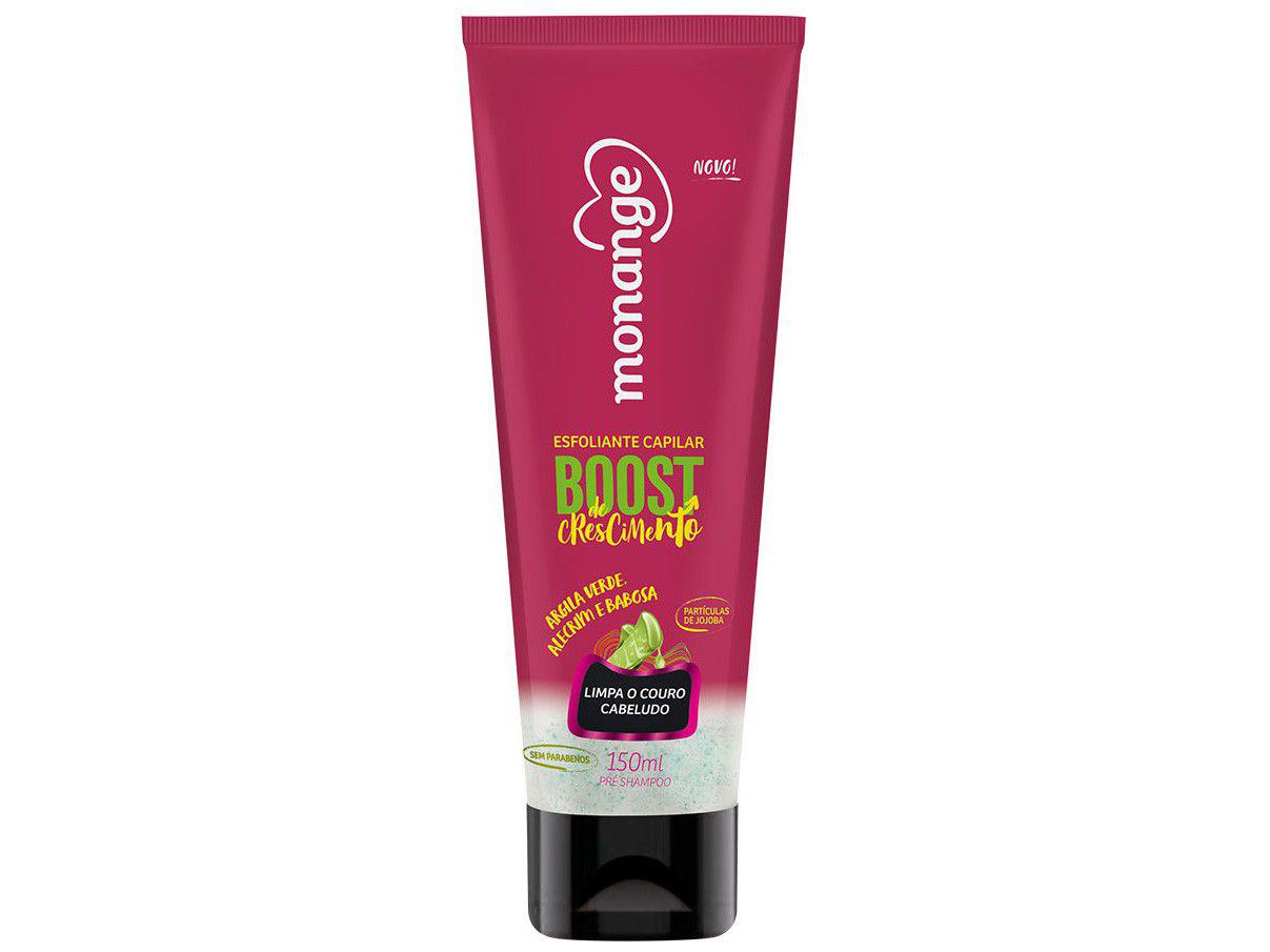 Creme Esfoliante Capilar Monange - Boost de Crescimento 24067-0 150ml