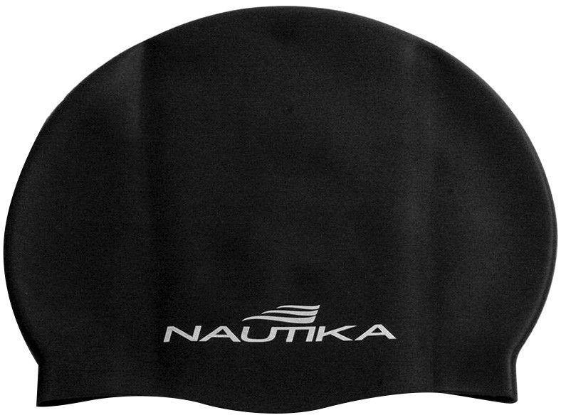 Touca de Natação de Silicone Infantil Nautika - 500600 Preto