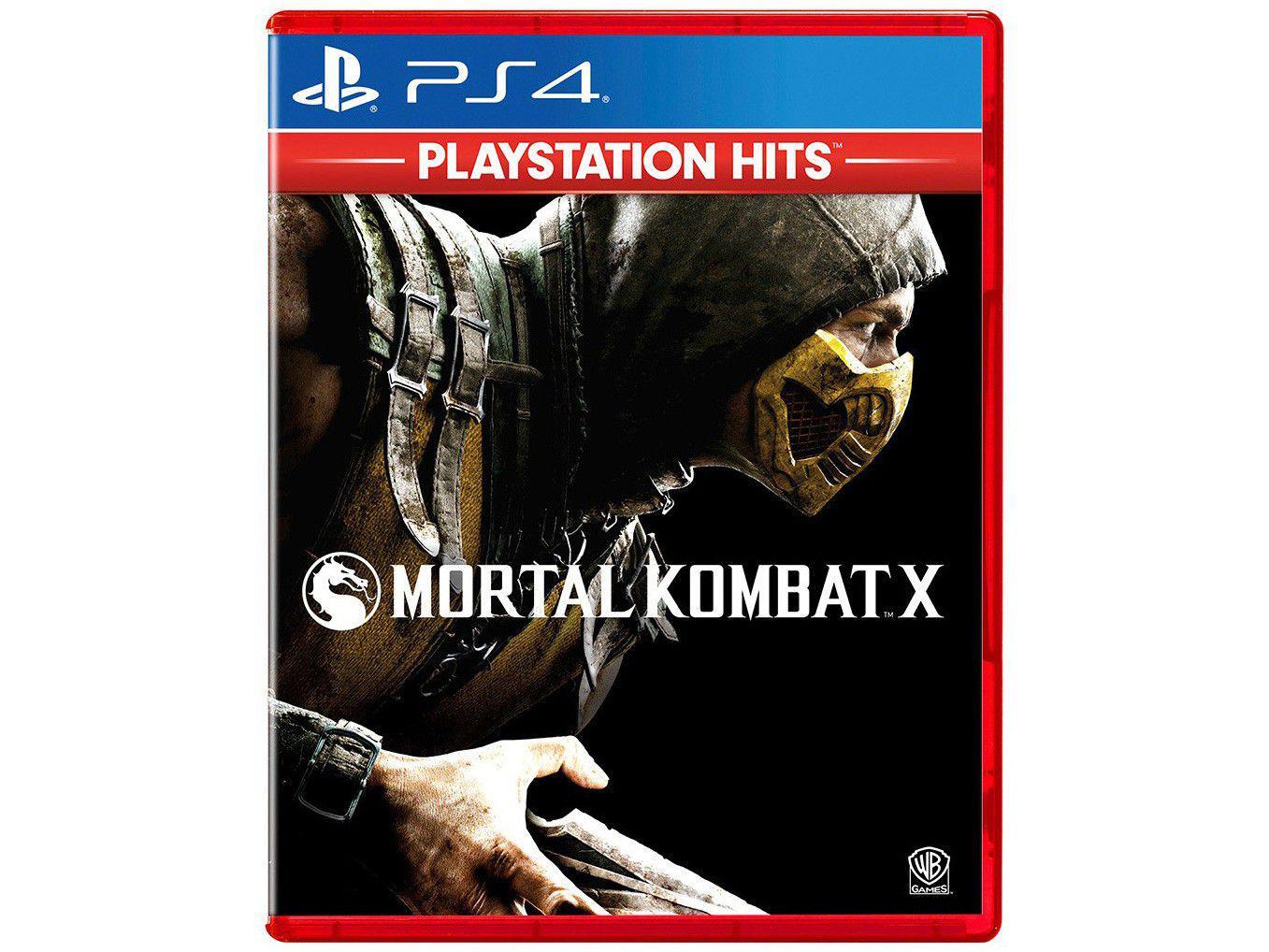 Mortal Kombat X para PS4 NetherRealm Studios - Playstation Hits