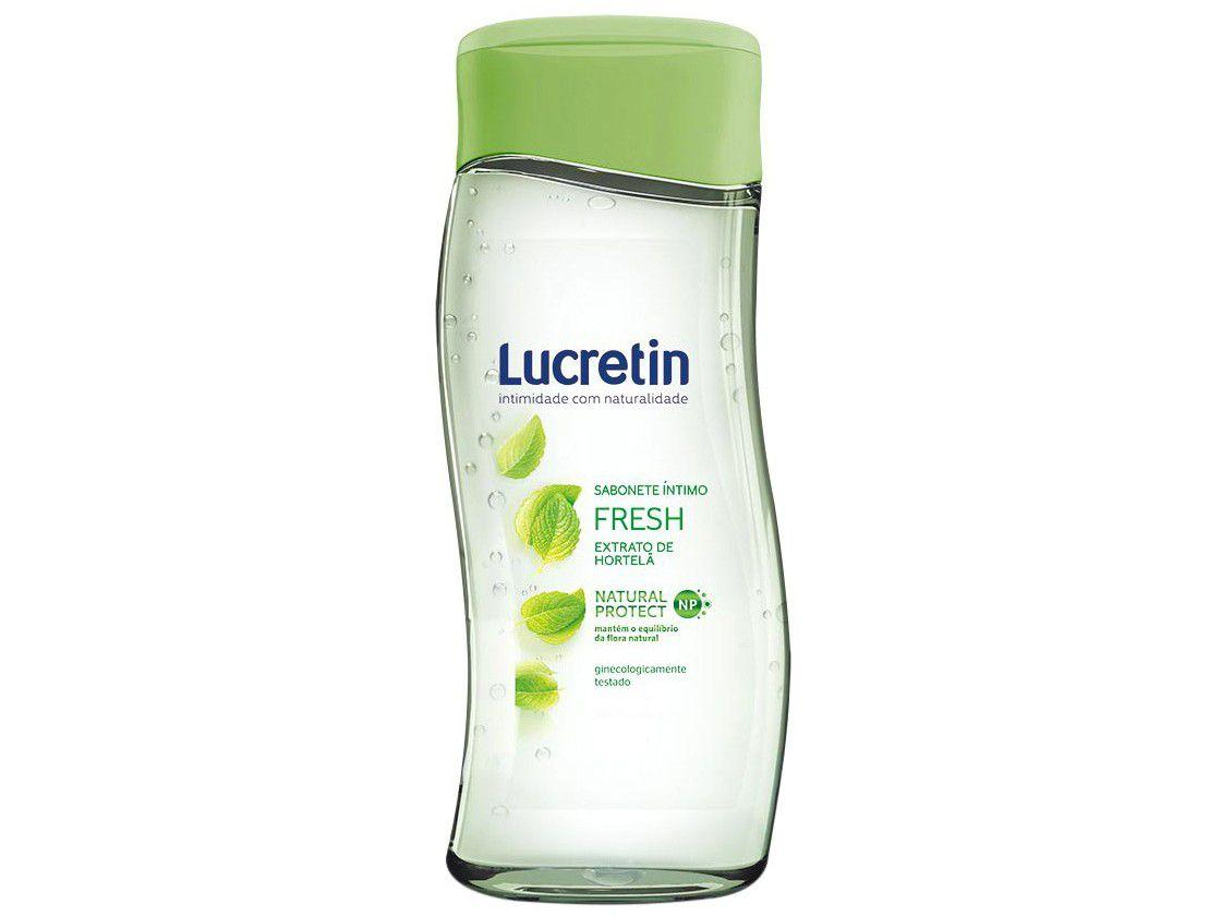 Sabonete Íntimo Lucretin Fresh - 200ml