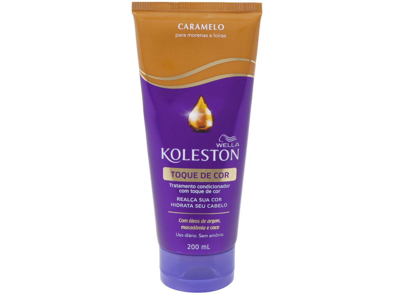 Condicionador Koleston Toque de Cor Caramelo - 200ml