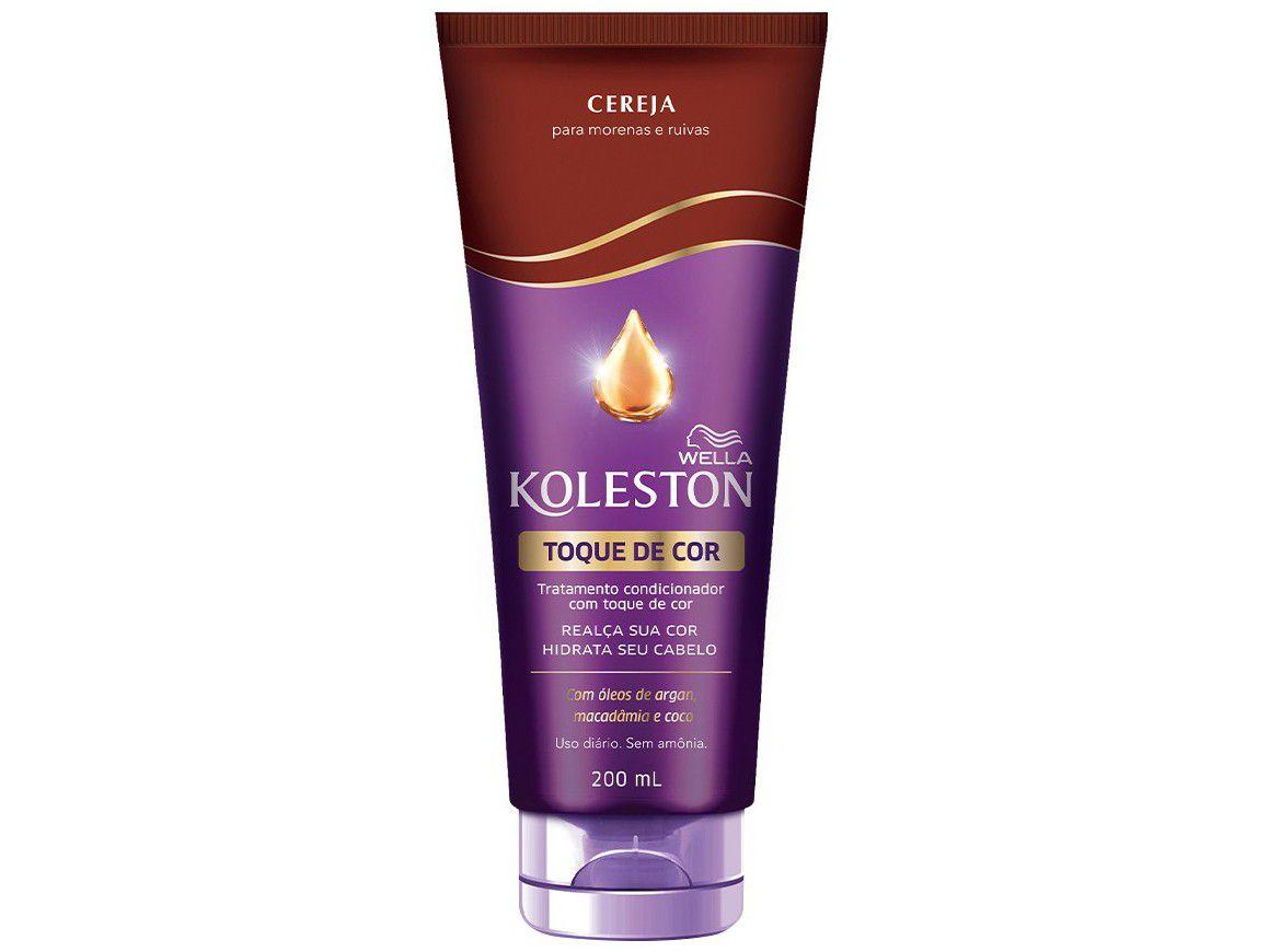 Condicionador Koleston Toque de Cor Cereja - 200ml