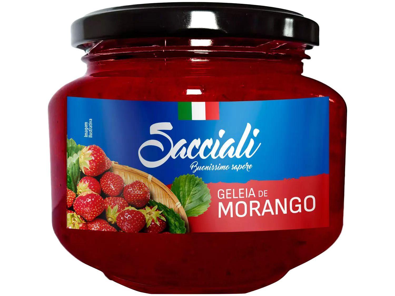 Geleia Morango Sacciali Premium - 320g