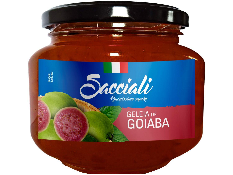 Geleia Goiaba Sacciali Premium - 320g