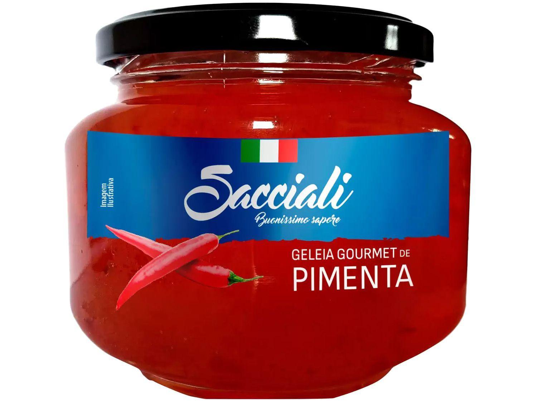 Geleia Pimenta Sacciali Premium - 320g
